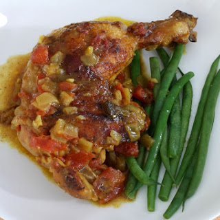 Coconut Curry Braised Chicken Recipe