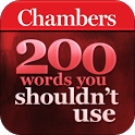 Chambers 200 Words–Don't Use icon