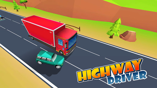 Highway Driver apkpoly screenshots 8