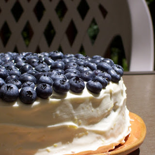 Almond Cake With Cream Cheese Frosting Recipes.