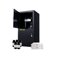 Peopoly Moai Laser SLA 3D Printer Fully Assembled Educational Bundle