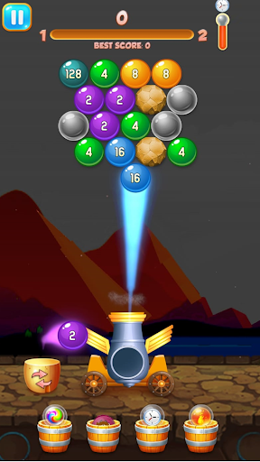 Happy Bubble For Tik Tok: Bubble Shooter Merge android2mod screenshots 5