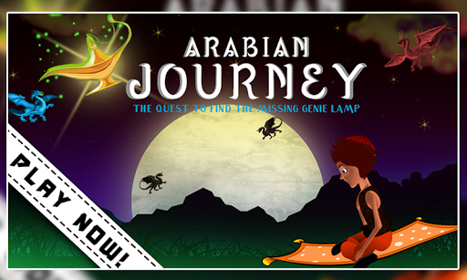 Arabian Journey : The Quest +