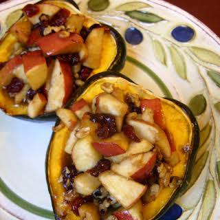 Acorn Squash Dessert Recipes.