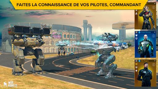 War Robots fond d'écran 1