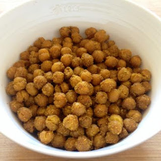 Baked Indian Spice Chickpea