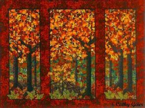 Photo: Autumn Triptych