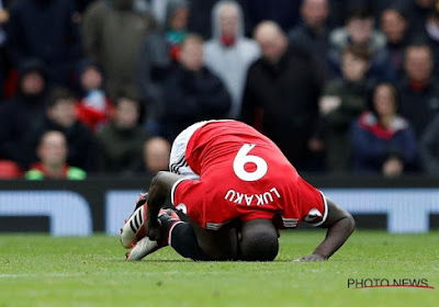 ? Marouane Fellaini marque avec Manchester United contre Arsenal, mais Romelu Lukaku se blesse