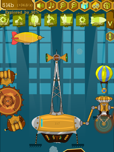 Idle Coin Factory: Incredible Steampunk Machines apkdebit screenshots 14