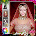 Indian Wedding Dress Photo Editor icon