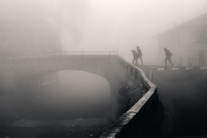 Nebbia di periferia di maurizio_varisco