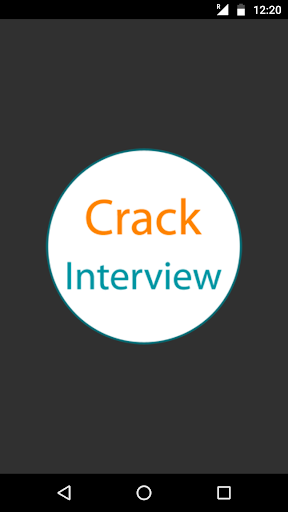 IT Interview Crack 1.4 screenshots 1
