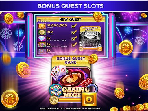 Wheel of Fortune Slots Casino 2.3.69 screenshots 9