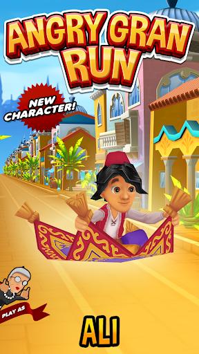 Angry Gran Run - Running Game screenshot 2