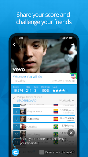 Learn Languages with Music screenshot 4