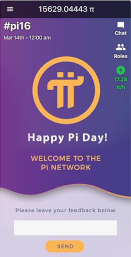 Pi Network 1.28.2 screenshots 1