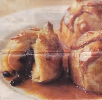 Baked Apple Dumplings