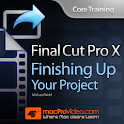 Exporting Course For Final Cut icon