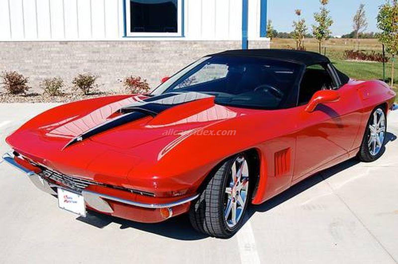 Karl Kustom Corvettes / KKC