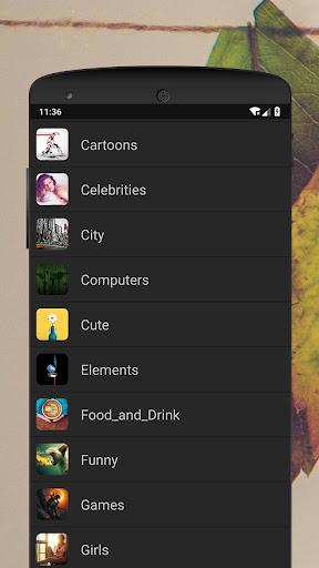 Wallpapers & Backgrounds HD-WALLTOP 3.10 screenshots 1
