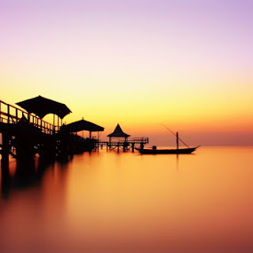 serenity by 777aan Aan - Landscapes Sunsets & Sunrises