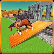 Transport Train: Farm Animals