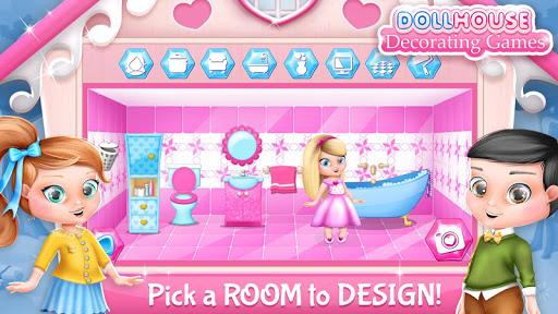 Dollhouse Decorating Games 6.0.1 screenshots 2