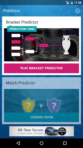 UEFA EURO 2016 Predictor