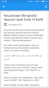 Surat Al Kahfi Ayat 1-10 Latin Dan Artinya : surat, kahfi, latin, artinya, Download, Surah, Kahfi, Latin, Artinya, Windows, 2.4.0, Books, Reference, Android