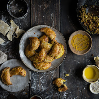 Curry Puffs.