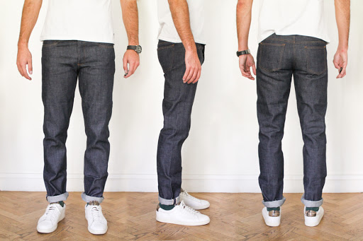 Blue Jean selvedge original  170€