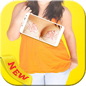 Remove Clothes Camera Prank icon