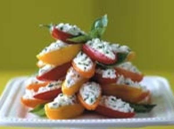 Cheese & Herb Mini Sweet Peppers
