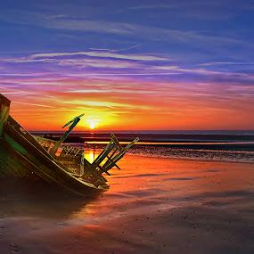 by Fadzlie Baharun - Transportation Boats
