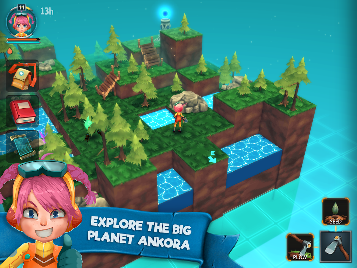Ankora- screenshot