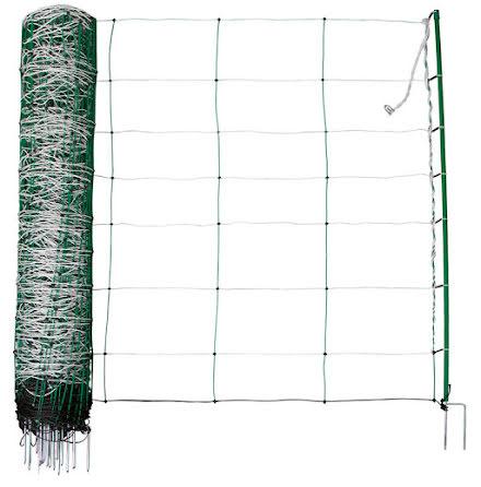 Fårelnät TopLine Plus 90 cm Enkelspets 50 Meter