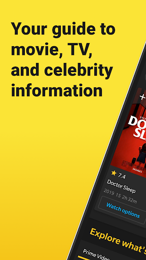 IMDb: Your guide to movies, TV shows, celebrities screenshot 1
