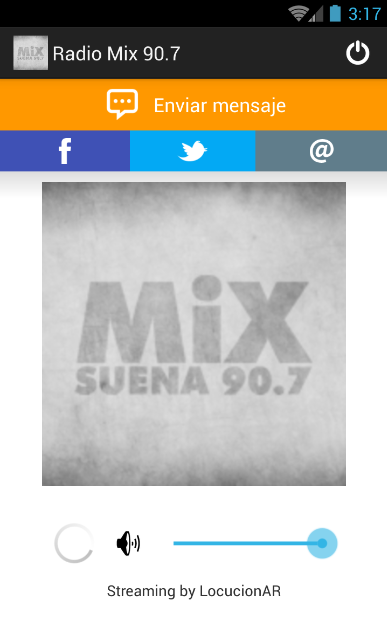 Radio Mix 90.7- screenshot