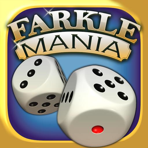 棋类游戏のファークル マニア オンライン LOGO-記事Game