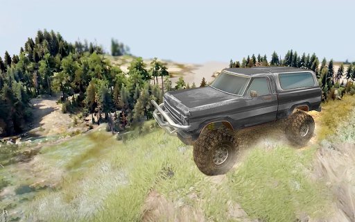 Offroad Drive : Exterme Racing Driving Game 2019 apkpoly screenshots 5