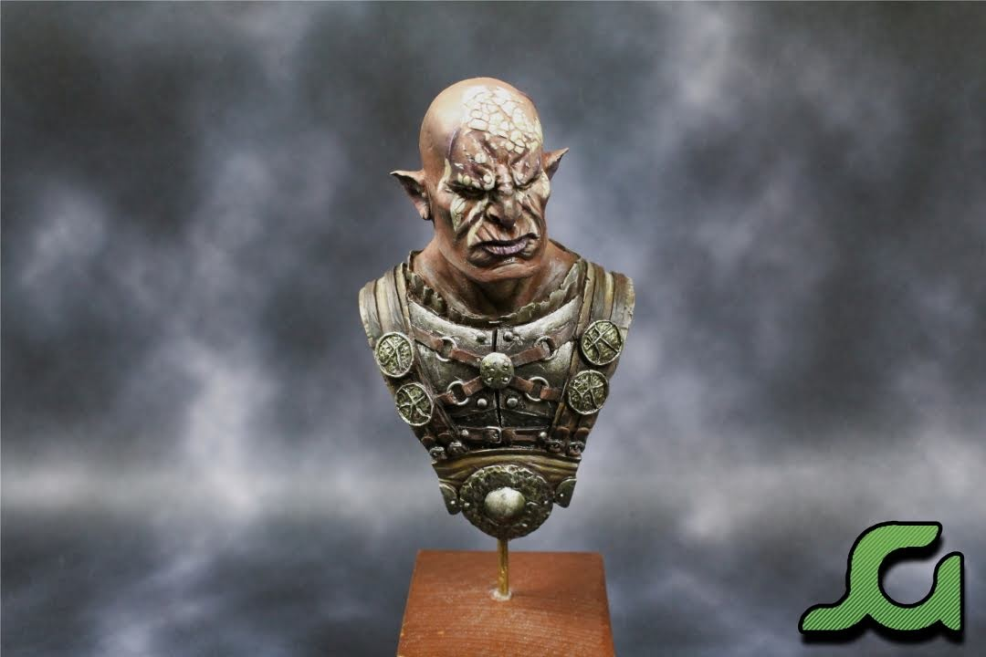 Orc General Front