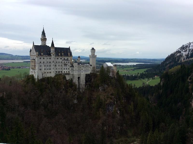 Neuschwanstein Castle di Alessia