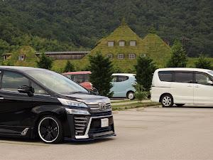 ヴェルファイア AGH30W 後期 Z-Gエディションのカスタム事例画像 あいうえ太田さんの2020年07月31日18:35の投稿