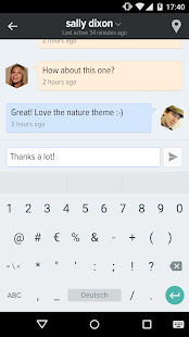 Protonet Messenger- screenshot thumbnail