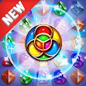 Jewel Kraken: Match3 puzzle icon