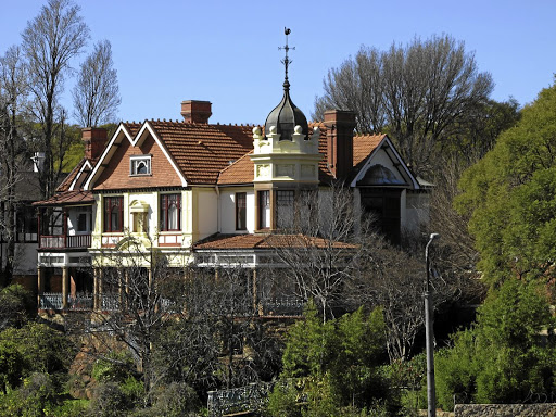 Dolobran is one of Joburg's most striking historic mansions.