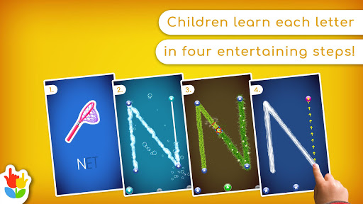 LetterSchool - Learn to Write ABC Games for Kids 2.2.3 screenshots 1
