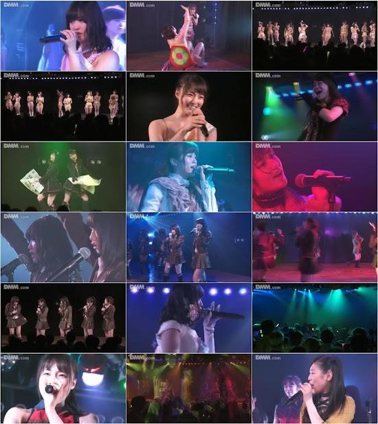 (LIVE)(公演) AKB48 チーム4 「夢を死なせるわけにいかない」公演 シニアの方 限定公演 160512