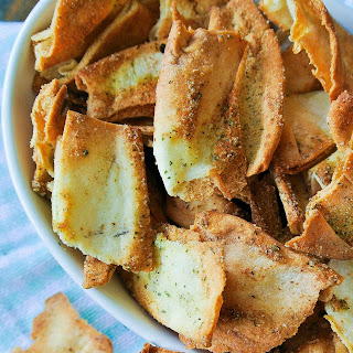 Ranch Pita Chips