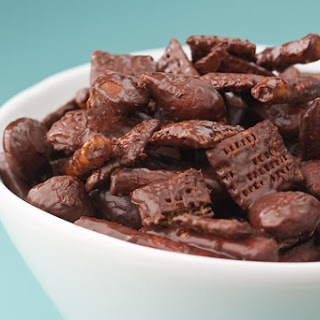 Chocolate Crunch Snack Mix.